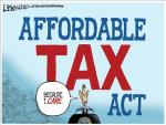 affordable tax act