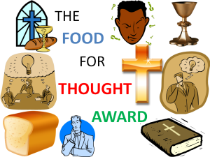 the-food-for-thought-award